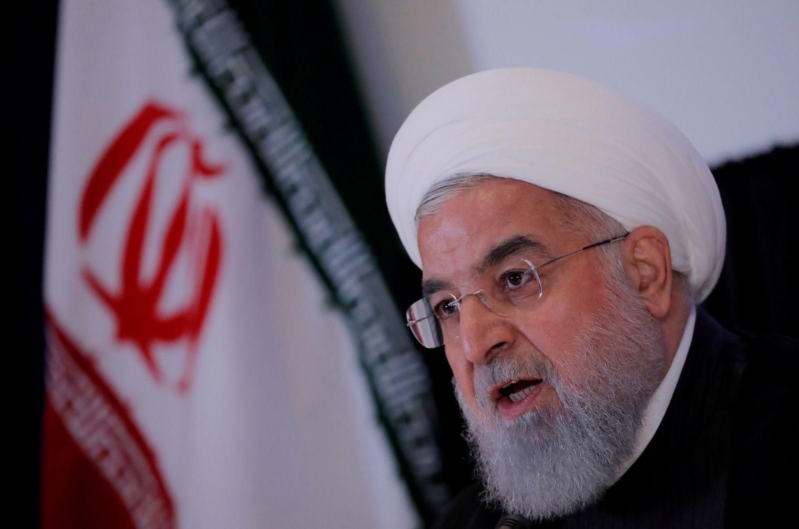 Hassan Ruhani/ Rohani/ Iran