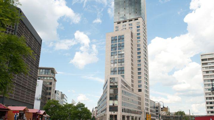 Waldorf Astoria: Der Himmel über Berlin