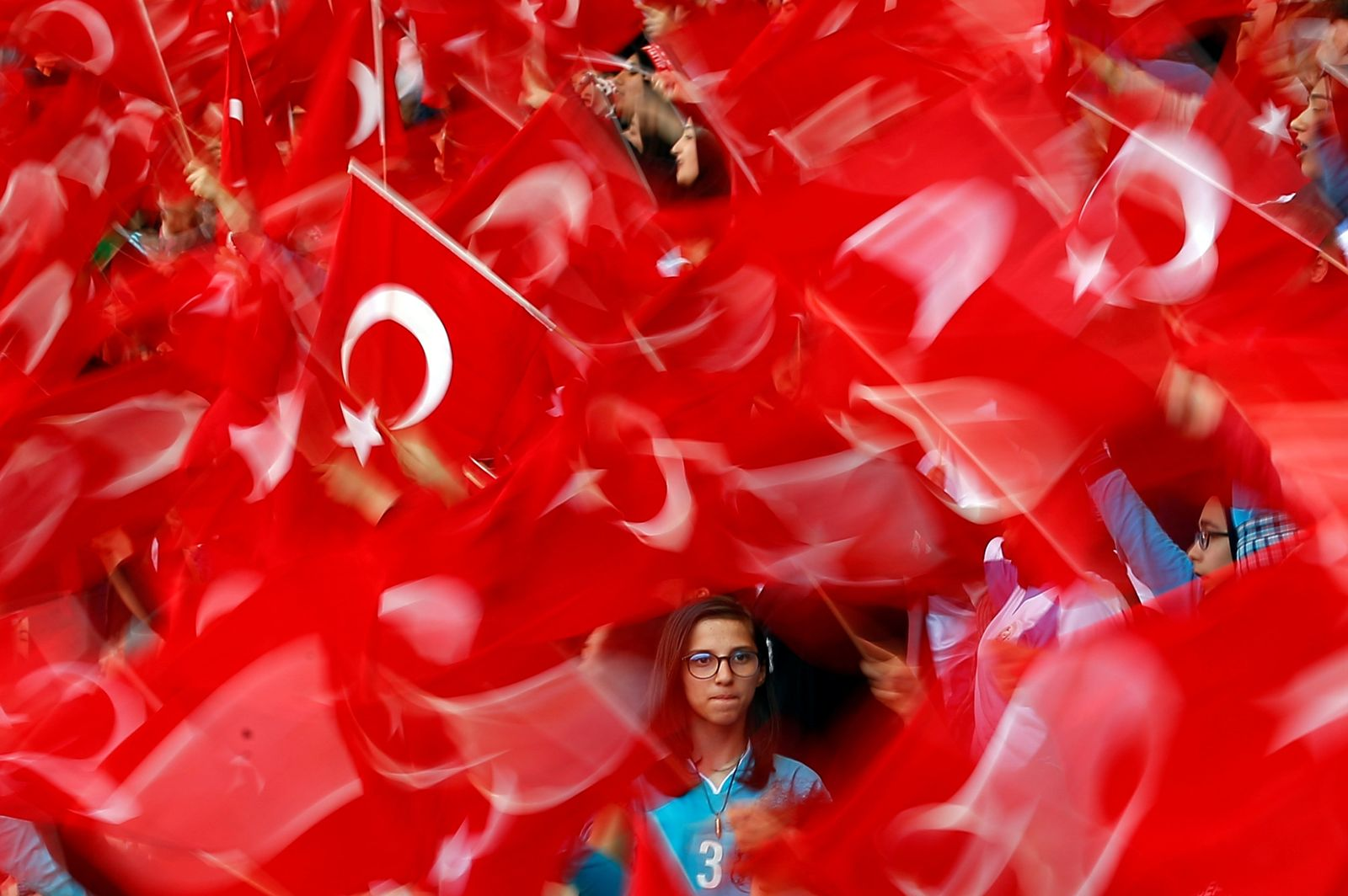 Türkei / Schüler / Imam-Hatip-Schule
