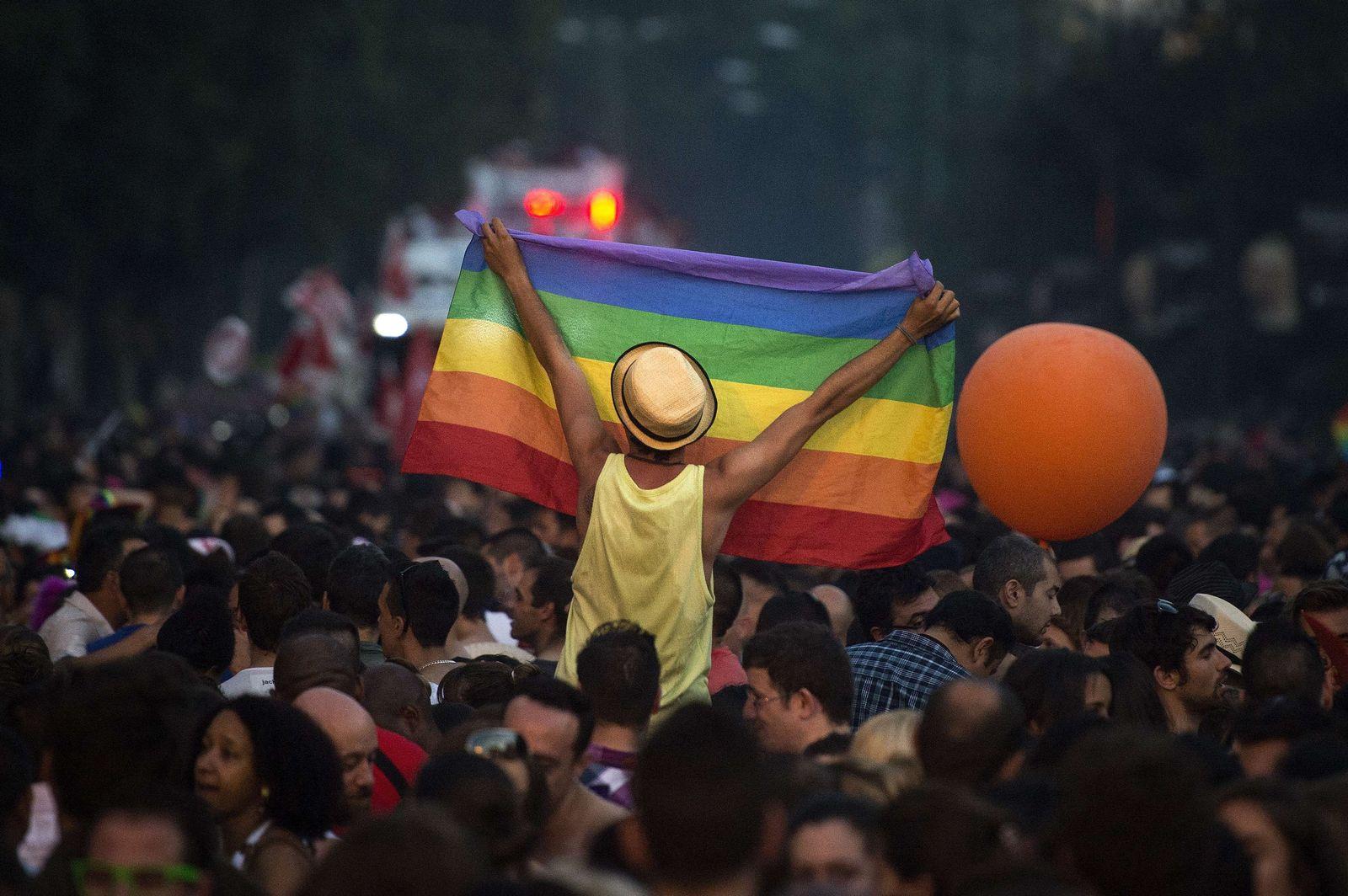 Gay-Pride / Spanien