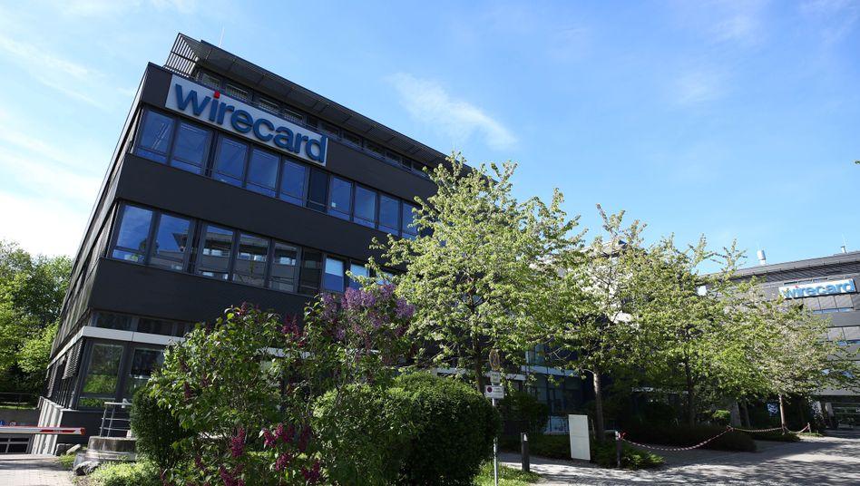 Wirecard-Zentrale in Aschheim bei München: Gesuchter Manager bleibt verschwunden