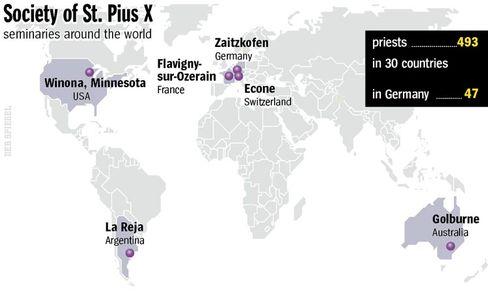 SSPX around the world.
