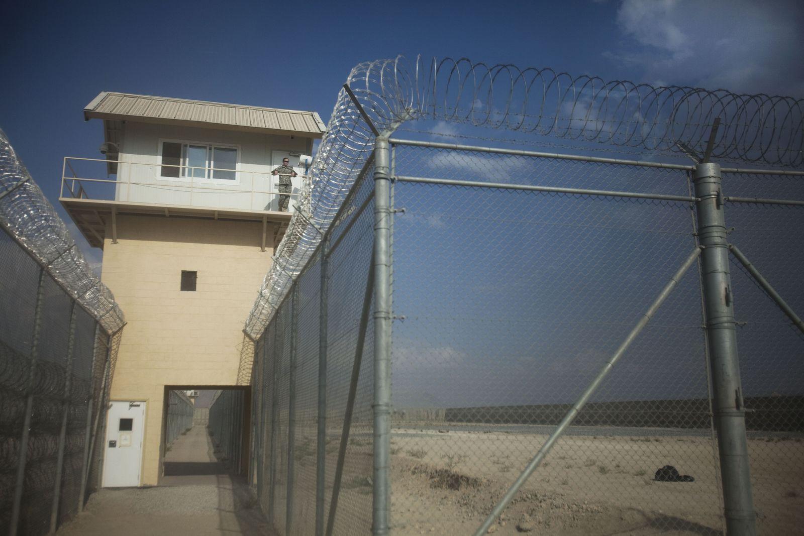 Afghanistan US Prison