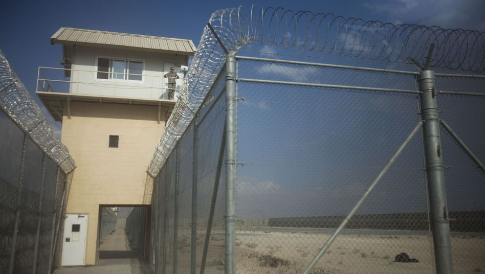 US-Gefängnis in Bagram: Der mutmaßliche Islamist Sidiqi wurde ausgeflogen