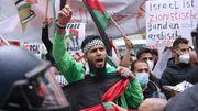 Krawalle bei deutschlandweiten propalästinensischen Demonstrationen