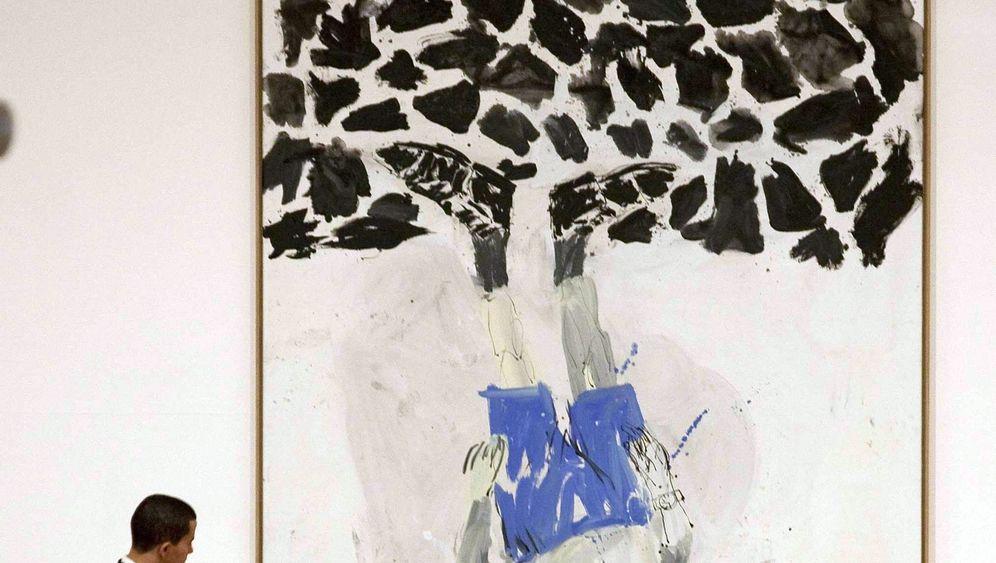 Photo Gallery: Georg Baselitz on Art, Talent and Women