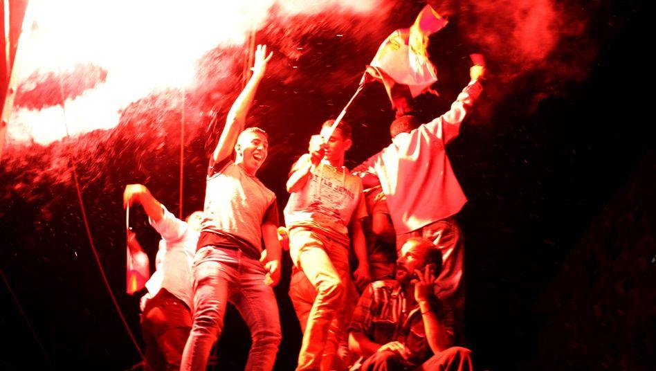 "Demonstranten in Kairo: ""Kampagne des vollständigen zivilen Ungehorsams"""