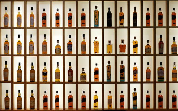 Schottische Whiskys: Hunderte Farben, Varianten, Geschmacksunterschiede