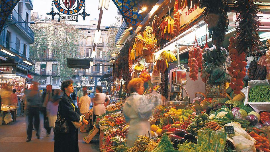 Markthalle in Barcelona: Sind die Katalanen zu schwäbisch?