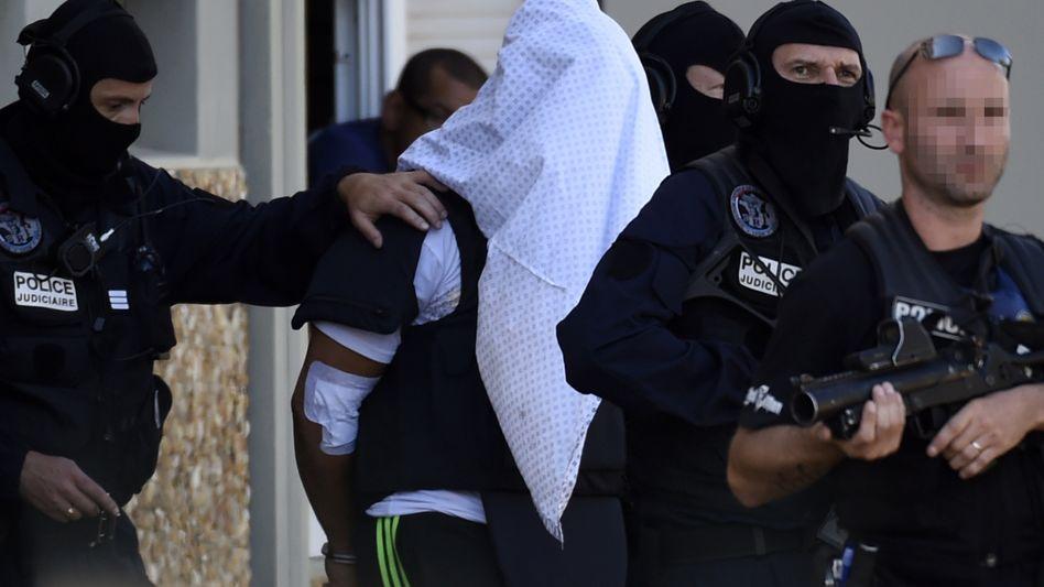 Yassin S. bei seiner Festnahme: Was war sein Beweggrund?
