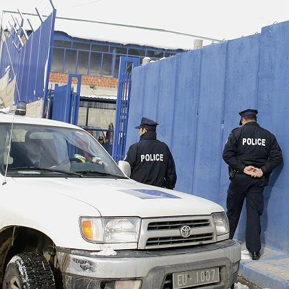 EU-Mission in Pristina: Vorwürfe gegen drei Deutsche