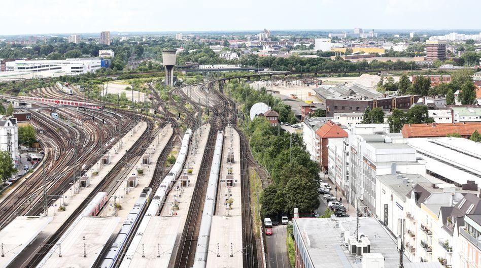 Fernbahnhof Hamburg-Altona