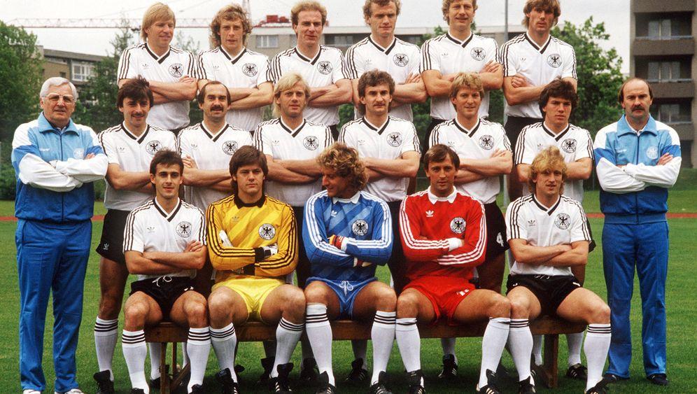 Bundesliga in den Achtzigern: Mit Vokuhila und Schnauzer