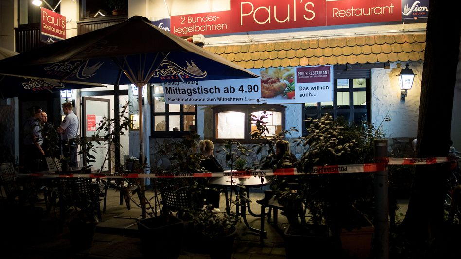 Restaurant in Köln