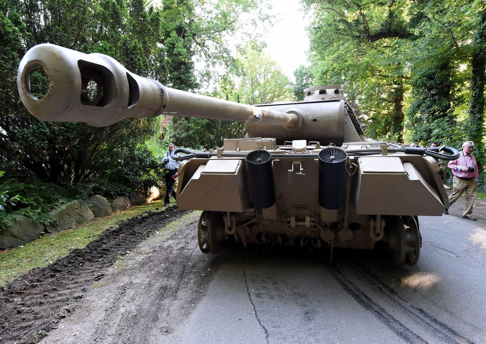 Germany Nazi Tank
