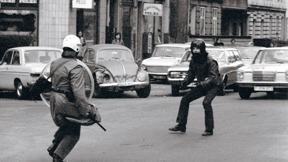 Demonstrant Fischer 1973