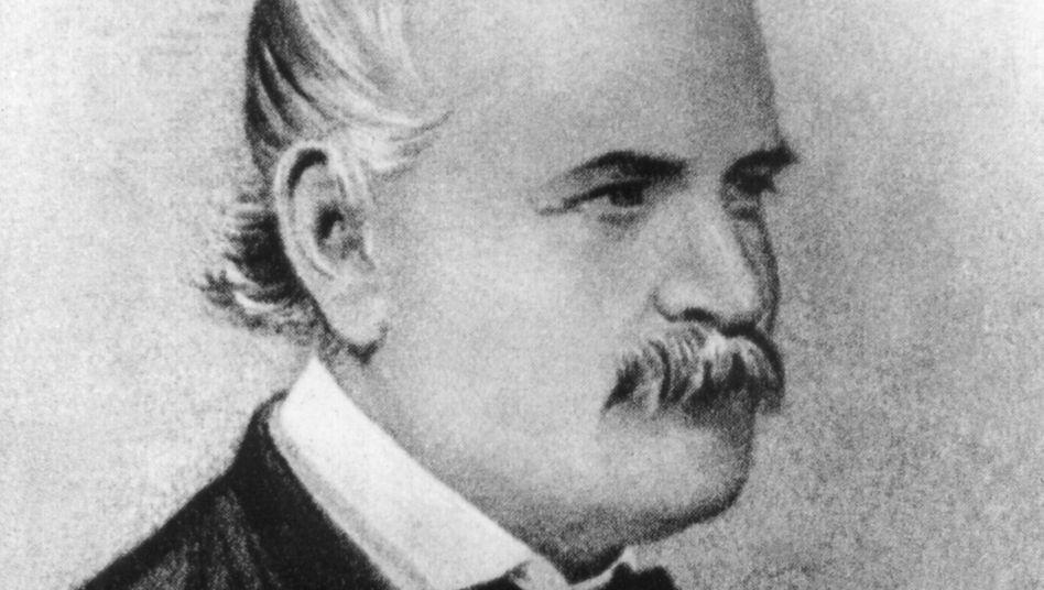 Der ungarische Gynäkologe Ignaz Semmelweis