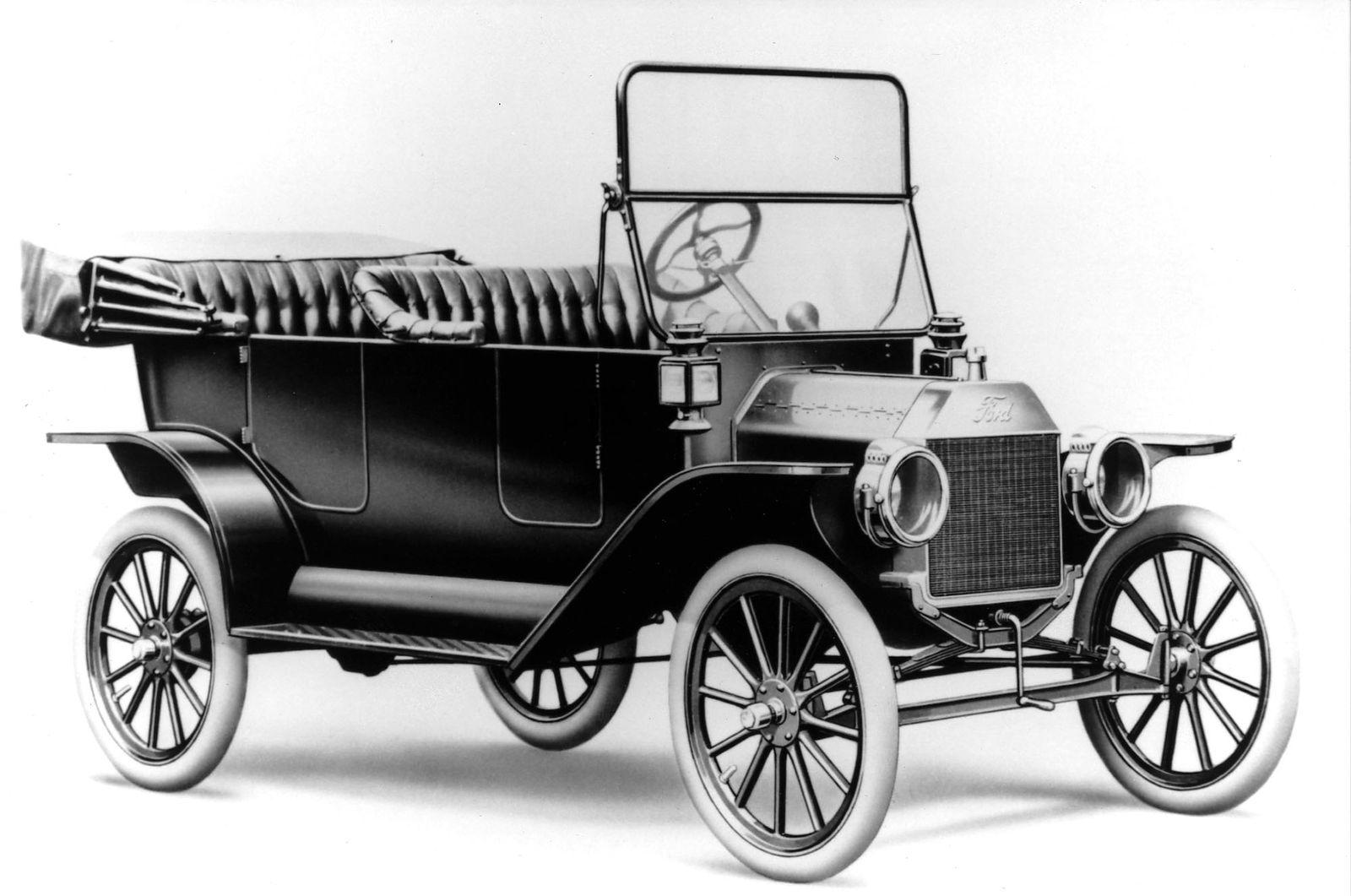 NUR FÜR EINESTAGES - Ford Modell T