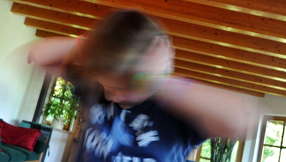 Ein zehnjähriger Junge