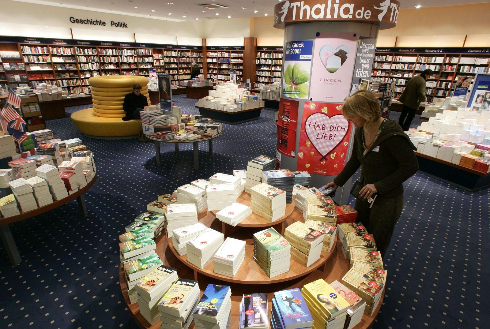 Buchladen / Buchhandlung
