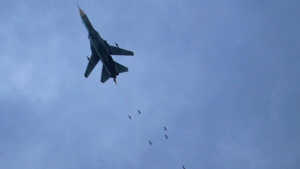Ost-Ghuta in Syrien: Belagerung und Bombardements