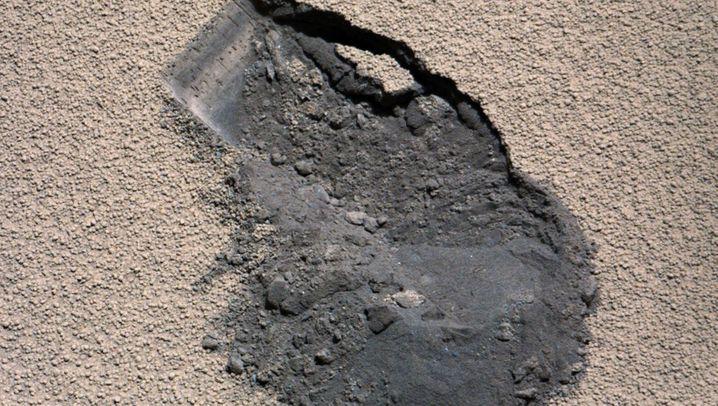 """""""Curiosity"""": Neuigkeiten vom Mars"""