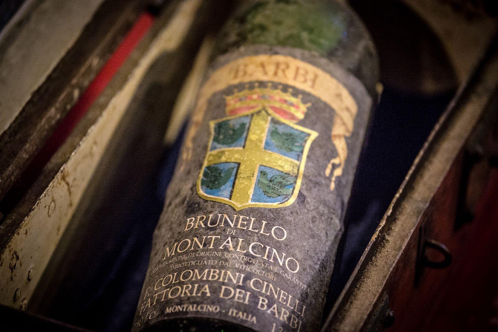 EINMALIGE VERWENDUNG Brunello