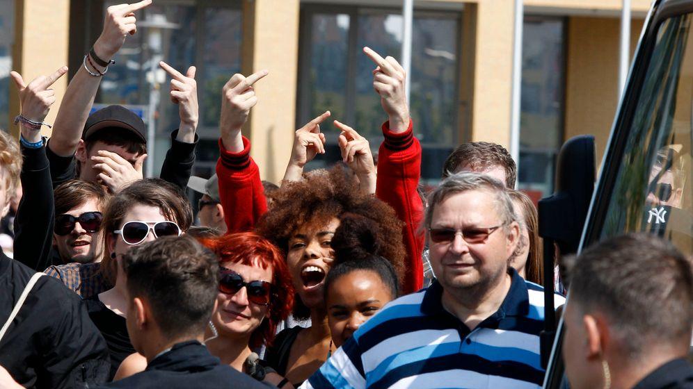 Berlin-Hellersdorf: Streit um die Asylbewerber