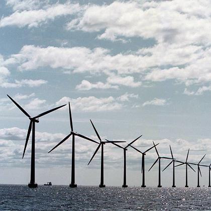"""Offshore-Windanlage: """"Veränderung wird für die Menschen sichtbar sein"""""""