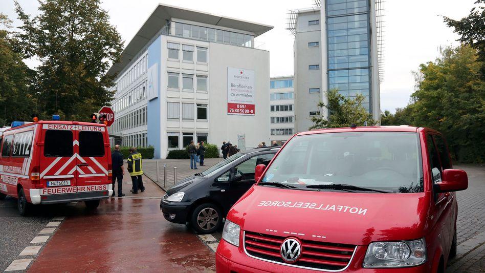 Tatort Jobcenter Neuss: Unvermeidbare Aggression?