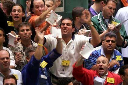 Öl-Händler in New York: Dramatische Folgen für die US-Wirtschaft befürchtet