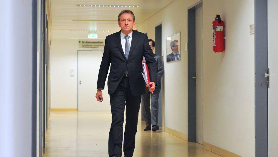 Peter Kurz (SPD): Oberbürgermeister und Aufsichtsratschef