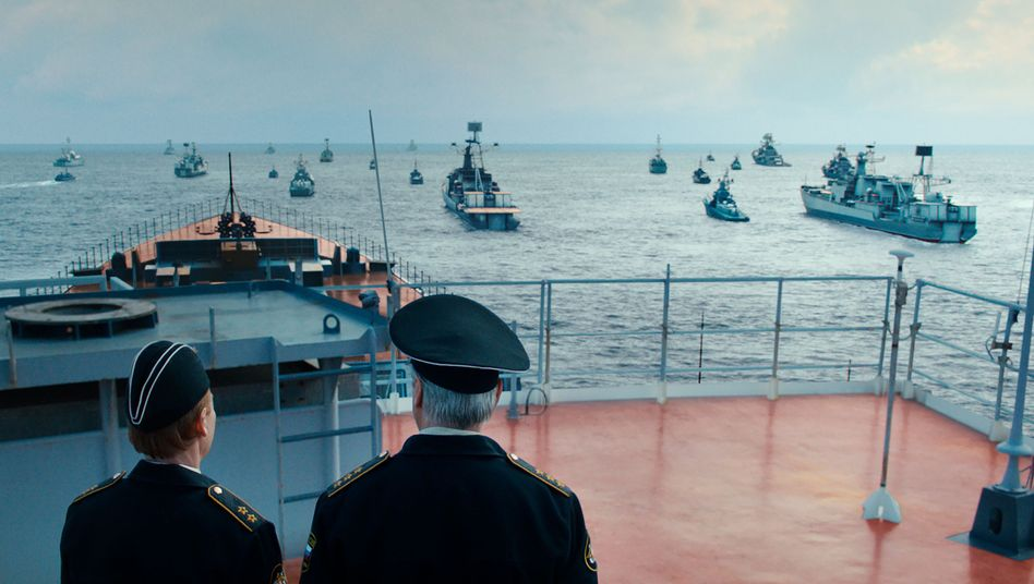 """U-Boot-Drama """"Kursk"""": Geschichte versenken"""
