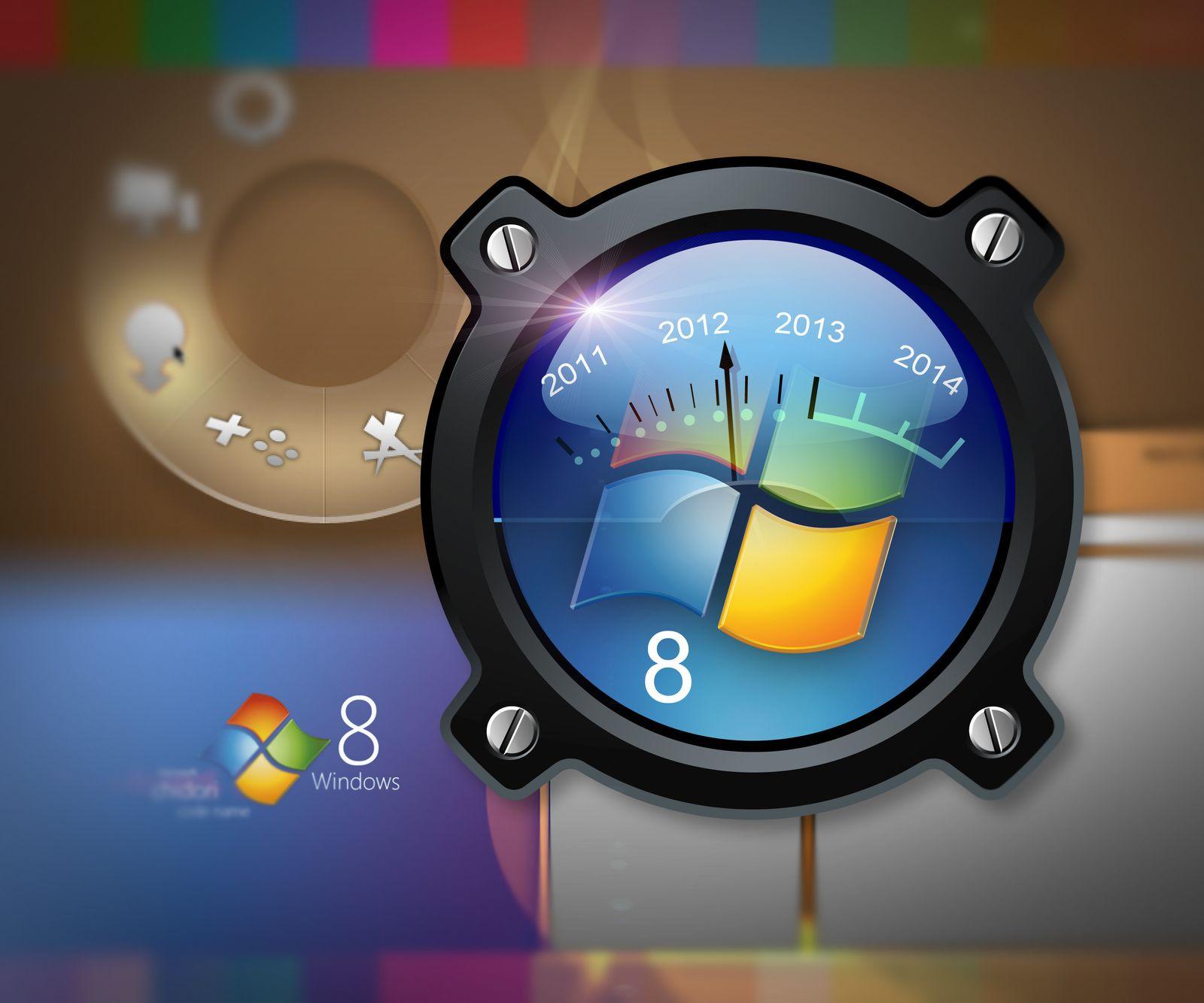 Windows 8 - Simulation