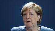 Merkel lässt Zukunft von Nord Stream 2 offen