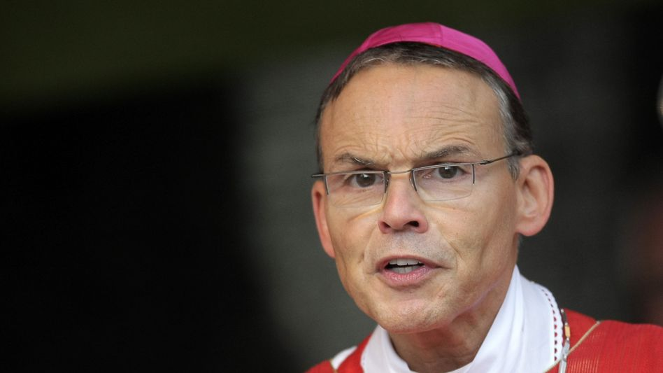 Bischof Franz-Peter Tebartz-van Elst (Archiv): Aus Limburg abgezogen