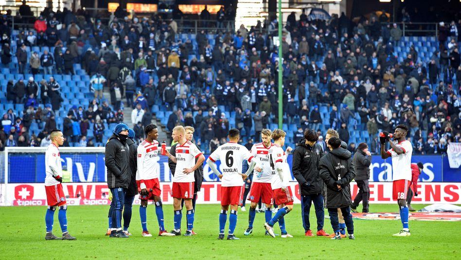 Spieler des Hamburger SV