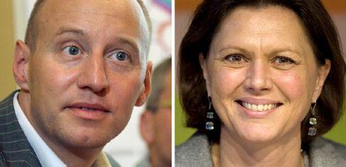 Michael Kauch, Ilse Aigner: Laufzeitverlängerungen für Kernkraftwerke