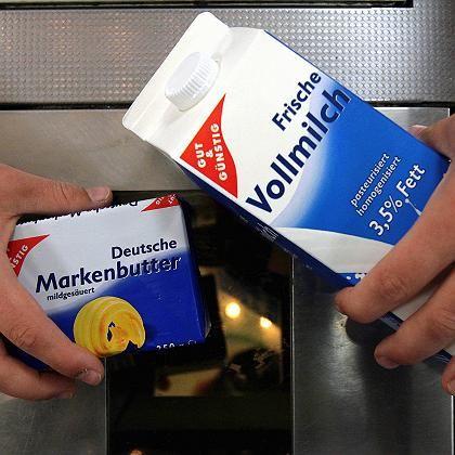 Milchprodukte: Ruf nach dem Kartellamt