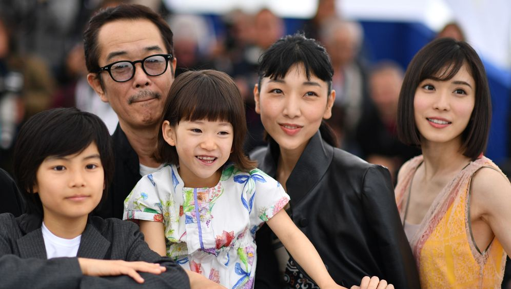 Goldene Palme in Cannes: Am Rande der Gesellschaft