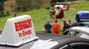 81-jähriger Bergsteiger stirbt in den Alpen