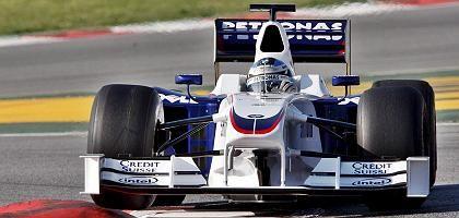 Formel-1-Pilot Nick Heidfeld im neuen BMW-Sauber: Streit um Einheitsmotor und Detailwahn