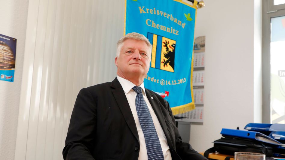 AfD-Politiker Ulrich Oehme