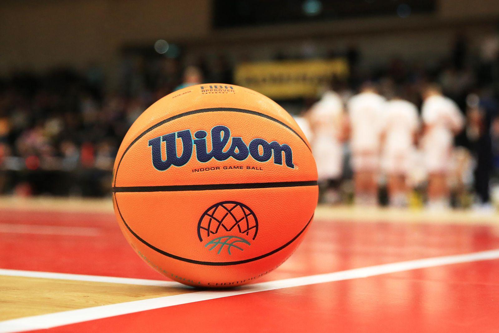 BASKETBALL CL Kapfenberg vs Kyiv GRAZ AUSTRIA 17 SEP 19 BASKETBALL FIBA Champions League qua