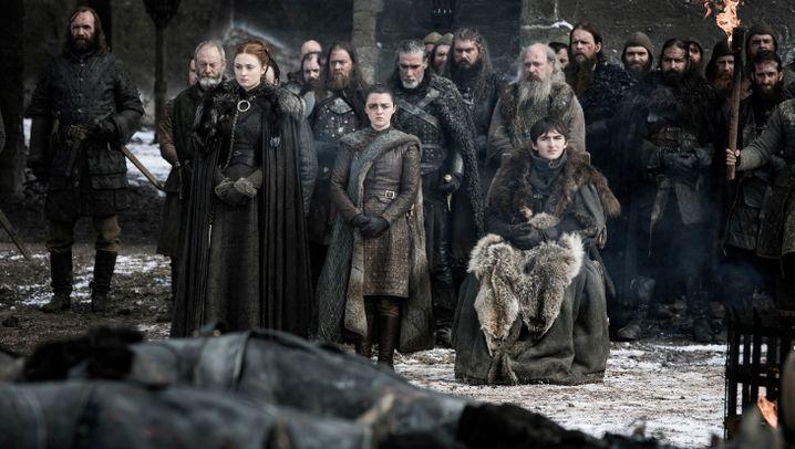 """""""Game of Thrones"""": """"Ist das aber heiß hier drin"""""""