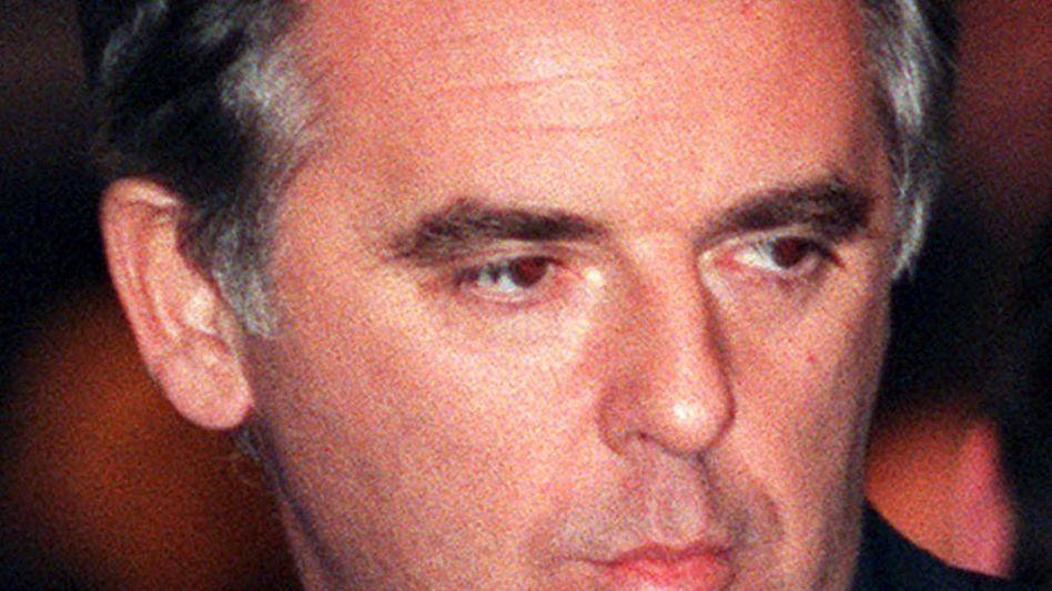 Verurteilt: Der ehemalige serbische Geheimdienstchef Rade Markovic