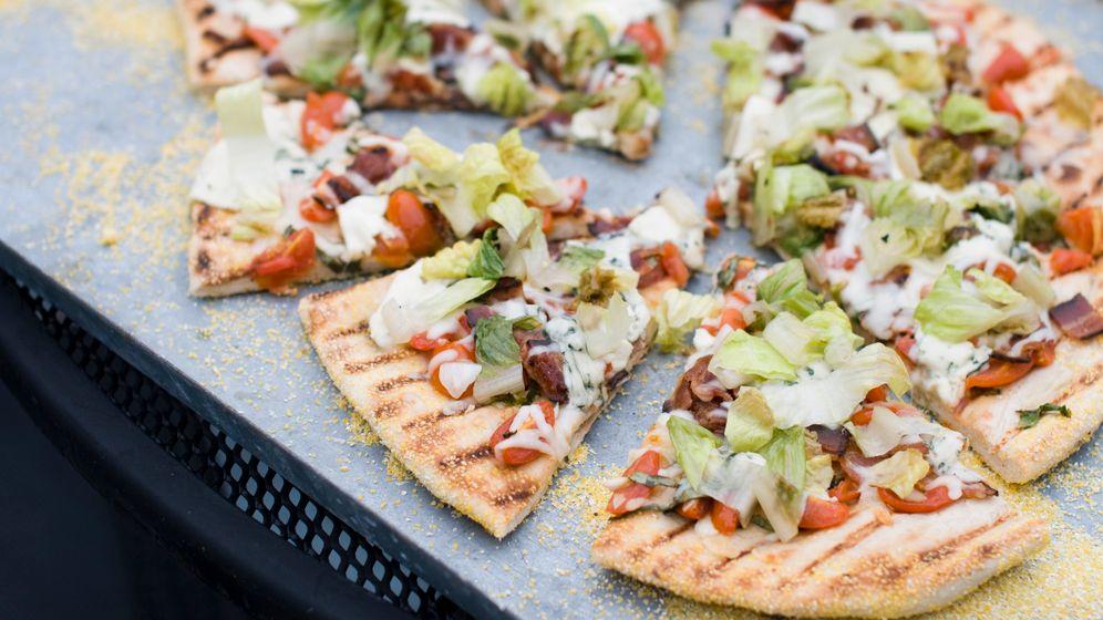 Pizza-Problem: Kreise neu kacheln