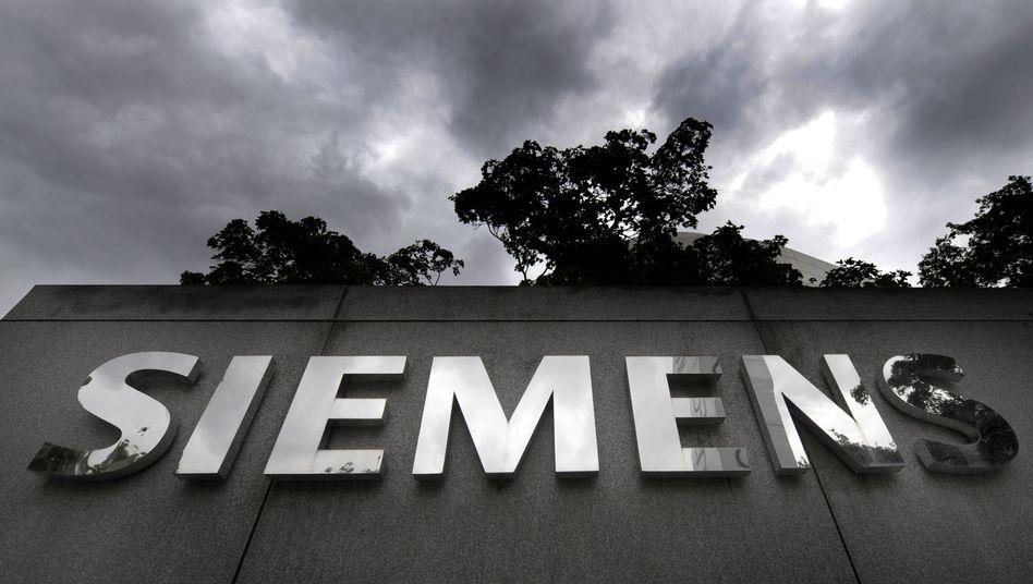 Siemens-Zentrale in München: Sytematisch das Anti-Korruptionsprogramm umgangen