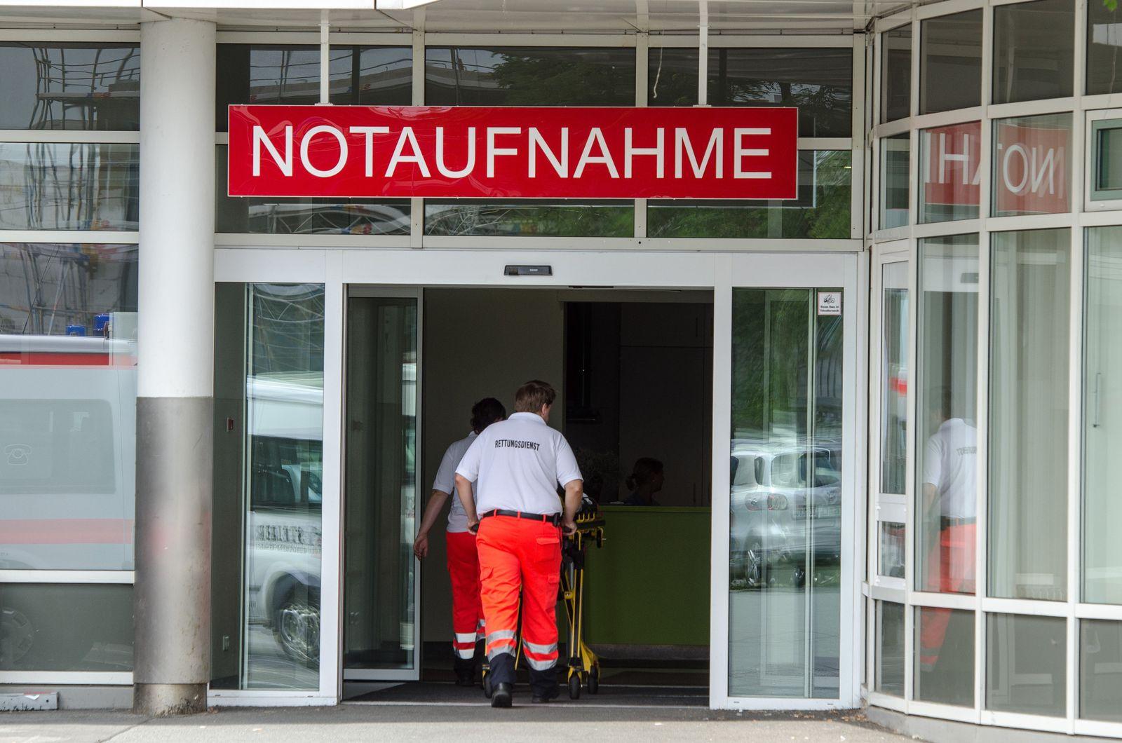 Organspende-Skandal in Regensburger Uniklinik