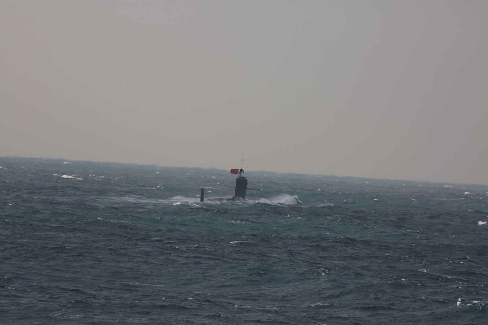 China/ U-Boot